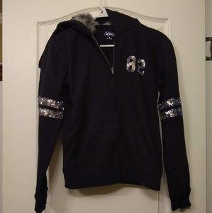 City Streets zip hoodie